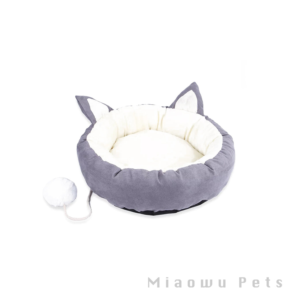 kitty Ears Pet Bed