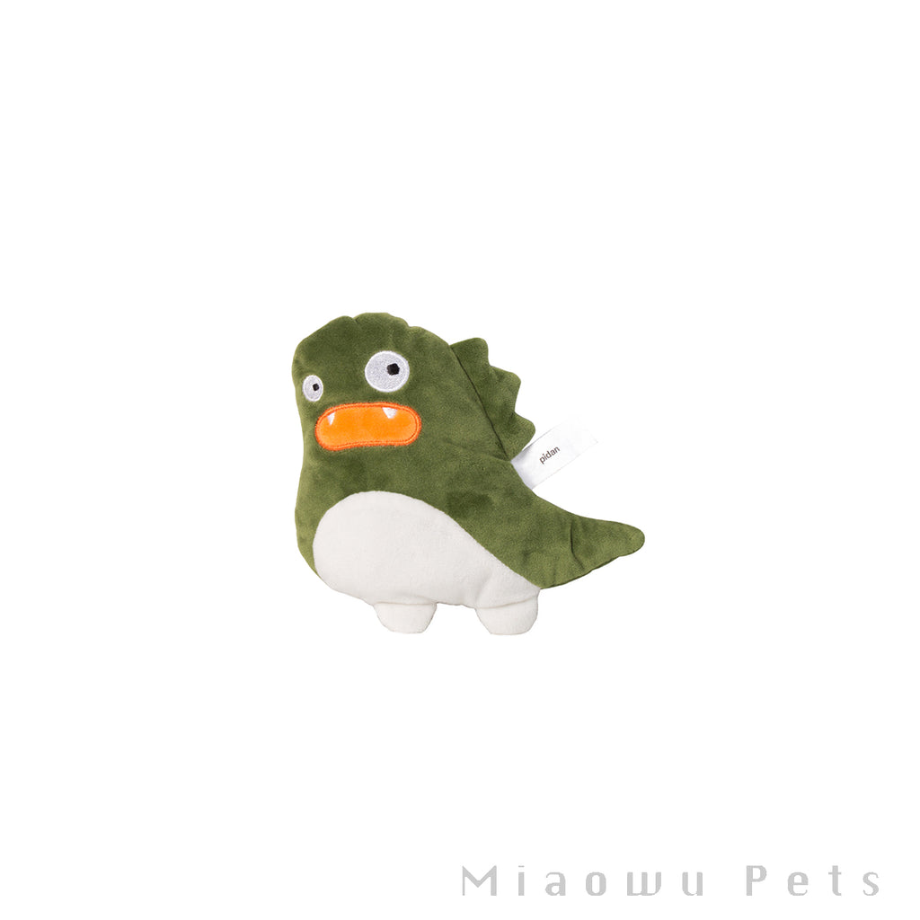 Pidan Plush Toy -Green Herbo