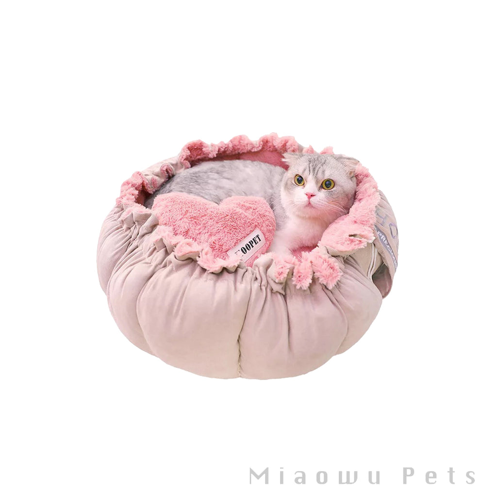 Adjustable pet mat&bed