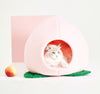 VETRESKA Peach cat bed