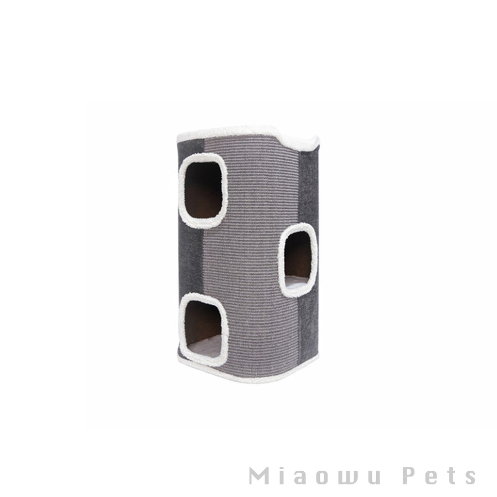 Zeze Scadi cat tower big