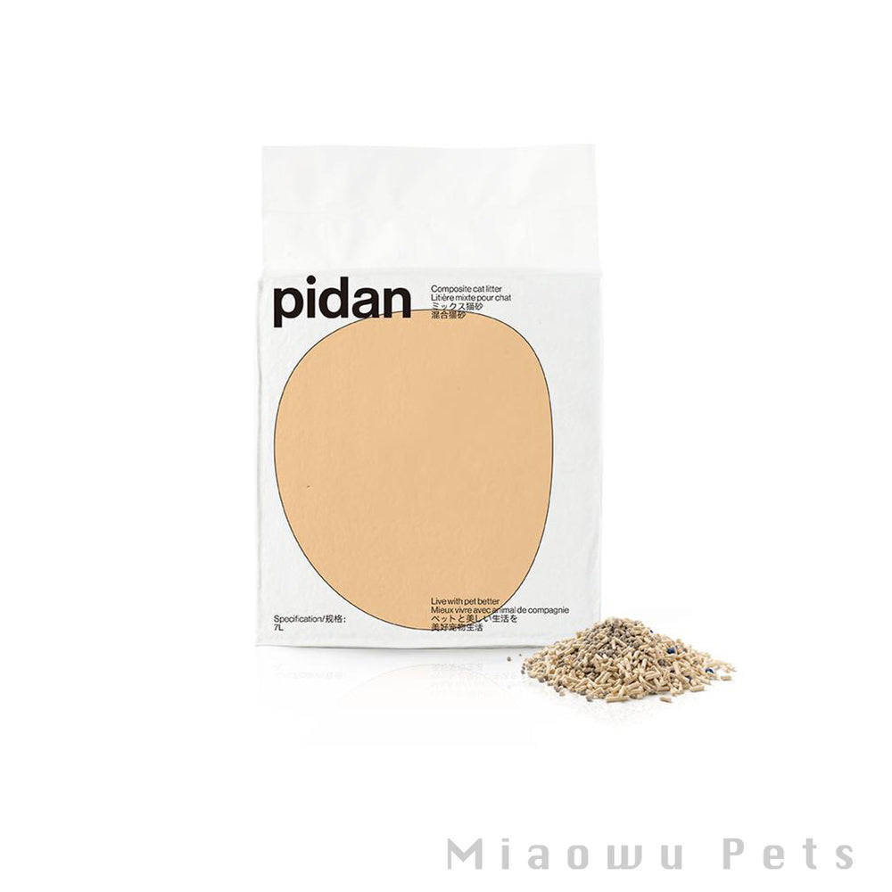 Pidan Tofu Bentonite Mix Cat Litter
