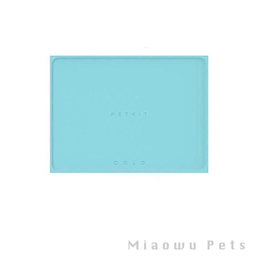 Petkit Spill Proof Silicone Mat (blue)