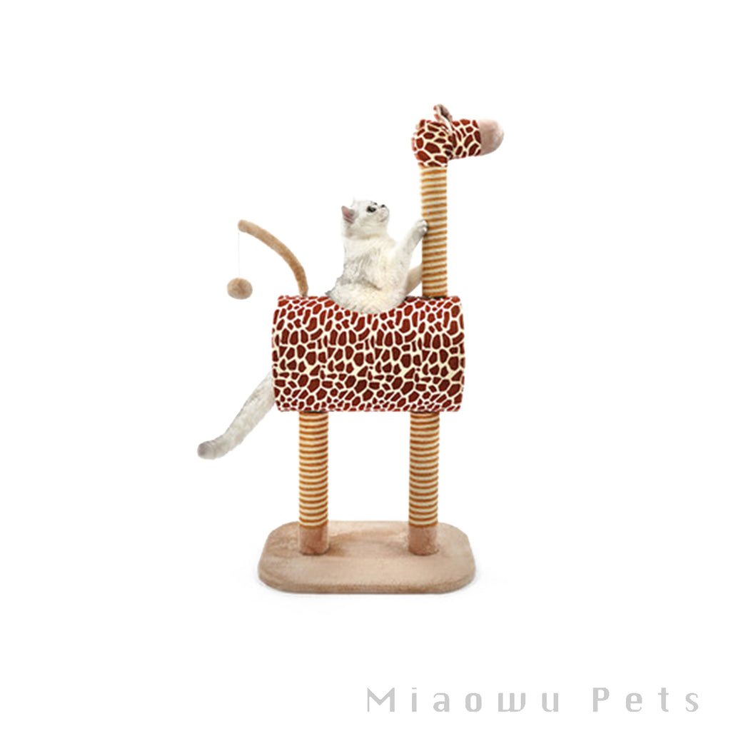 Zeze Giraffe Cat Tree