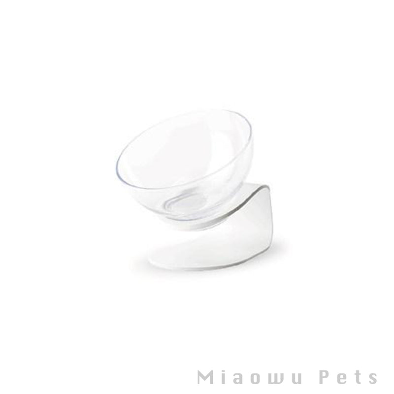 Pidan Pet Bowl with Platform(White)