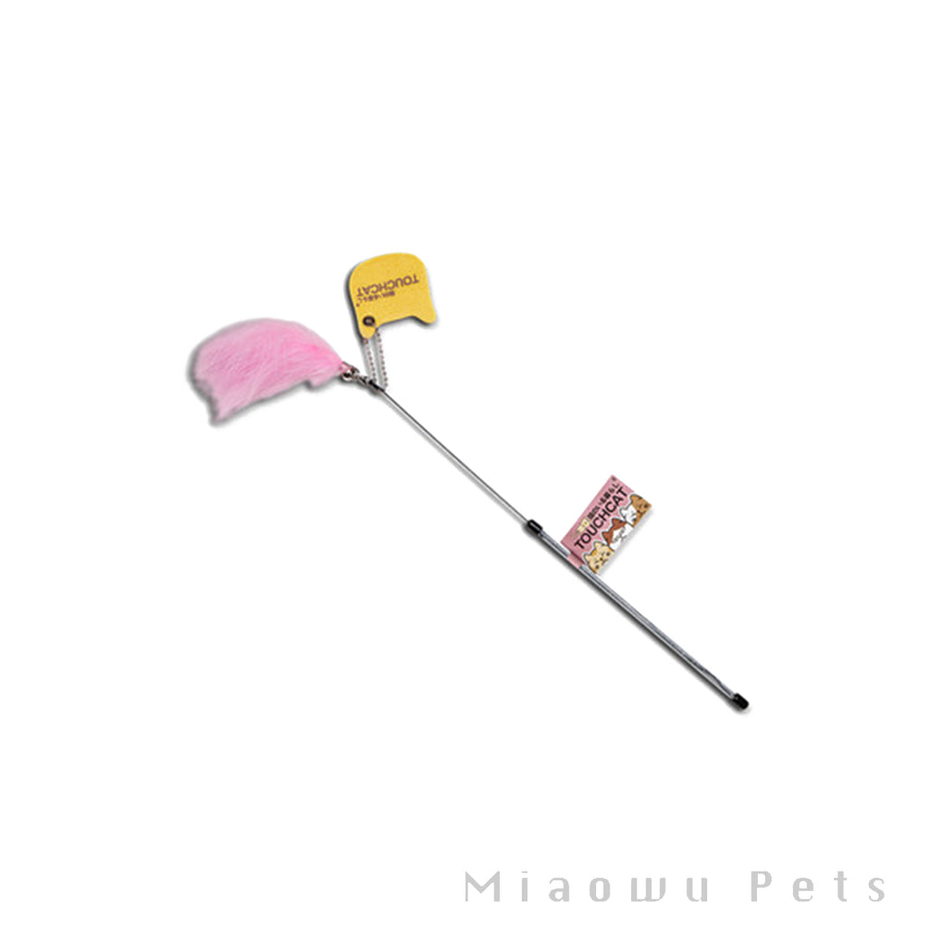 Touchcat feather cat stick