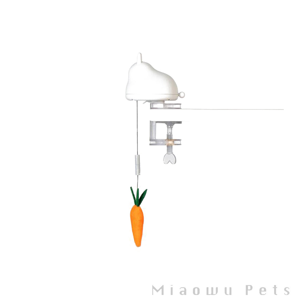 Pidan Retractable Cat Teasing Carrot