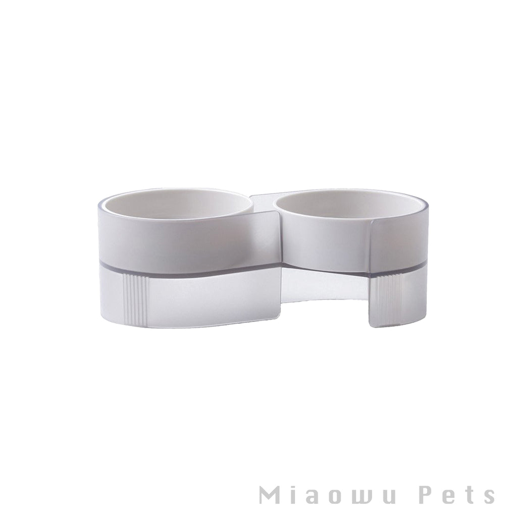 Pidan Dual Bowl For Cats
