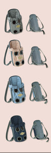 Touchdog Pet Carrier Backpack