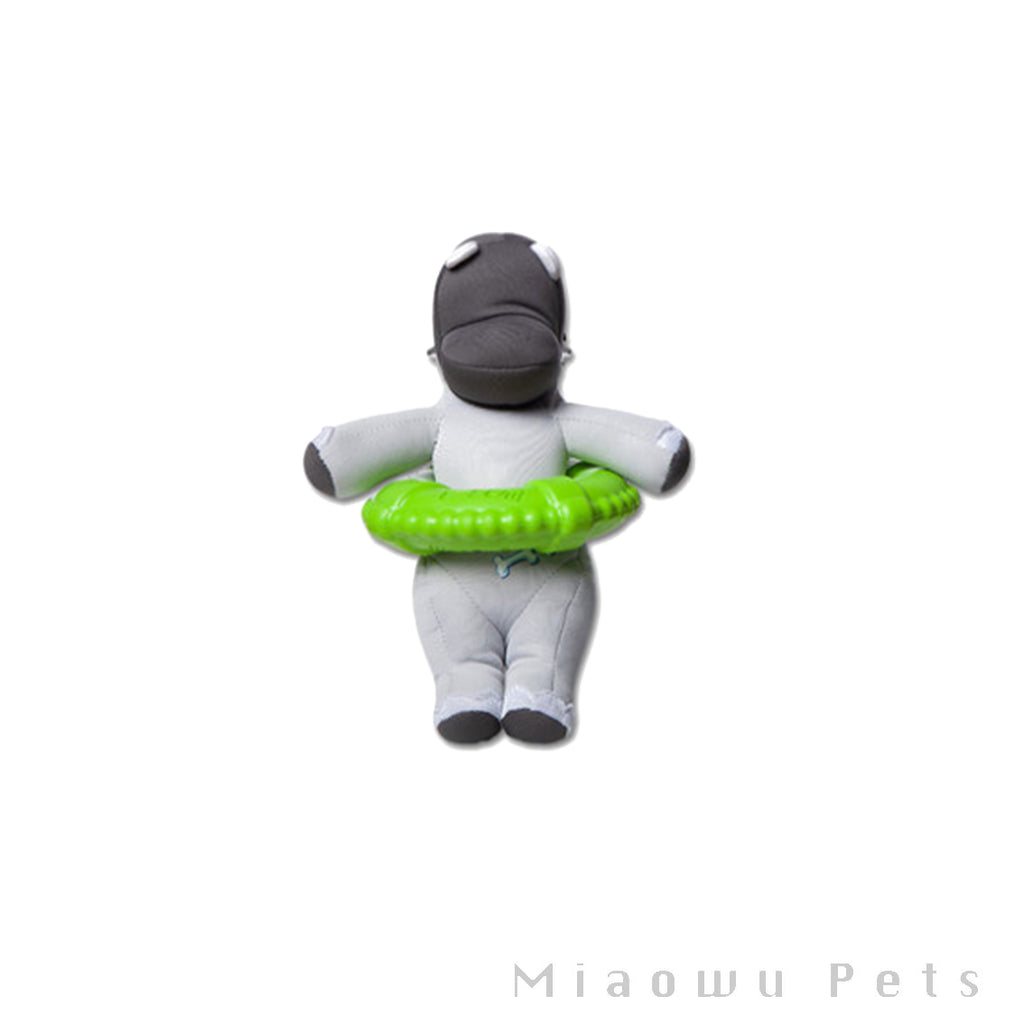 Touchdog Mr. Hippo pet toy