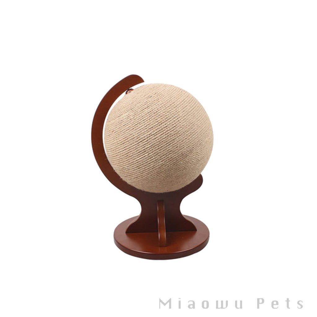 Zeze Sisal Global Cat Toy