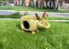 Zeze Deer animal cat house
