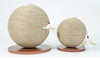 Zeze Sisal Globe cat toy