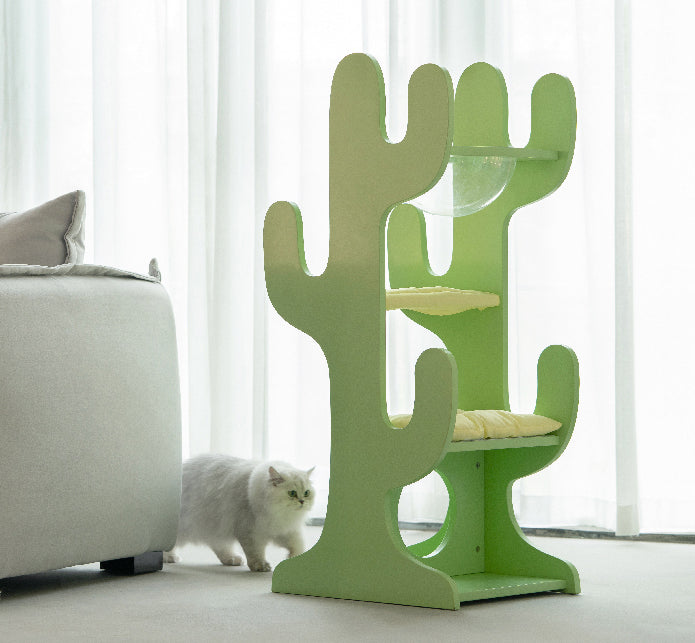 Zeze Cactus Cat Tree