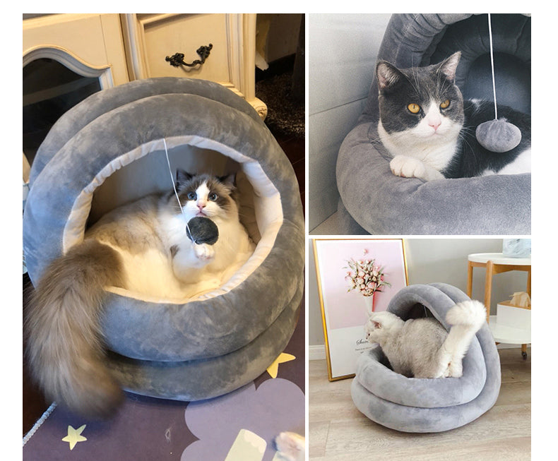 Zeze Mongolian Yurt Pet Bed
