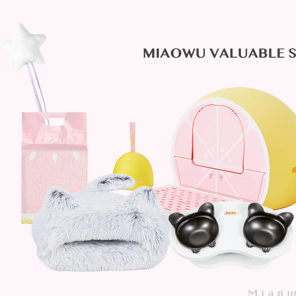 miaowu valuable set