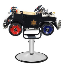Load image into Gallery viewer, Child Police Car Chair (Pre-order)