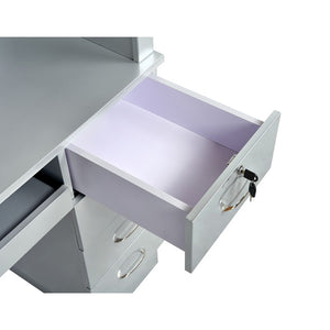 LED Lighting Reception Desk Langara