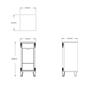 Salon Trolley CERUS