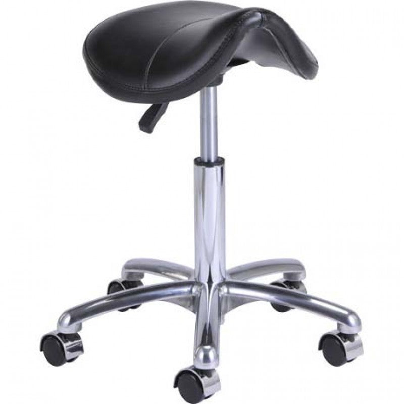 Salon Stool Nero