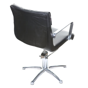 Chair Back Cover – Black