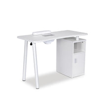 Load image into Gallery viewer, Manicure Table Lucia with Dust Extractor