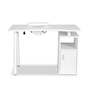 Manicure Table Lucia with Dust Extractor
