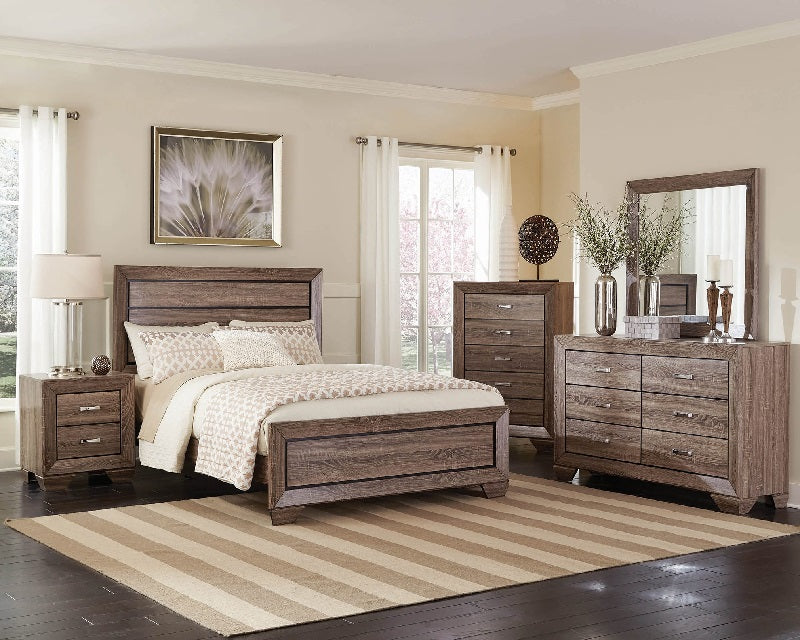 SJ 4-Piece Bedroom Set