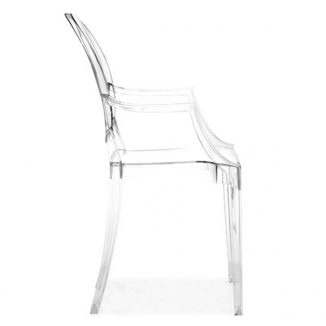 Bentley Set of 4 Ghost Chairs