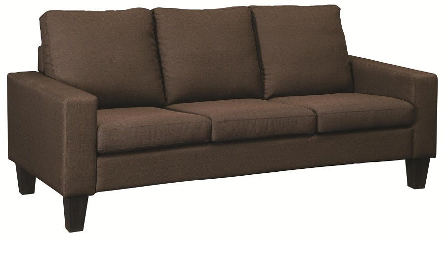 Key West Brown Sofa and Loveseat Set