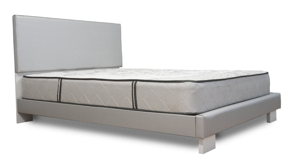 Mia Cobra Silver Bed