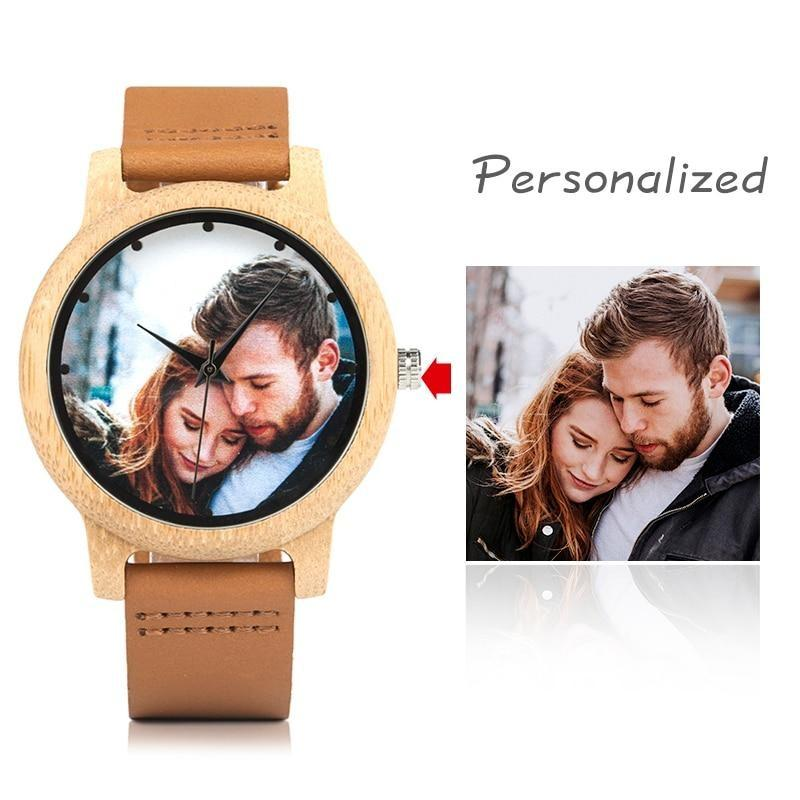 Memory Lane Wooden Watch - Men - 200362143 Free Shipping