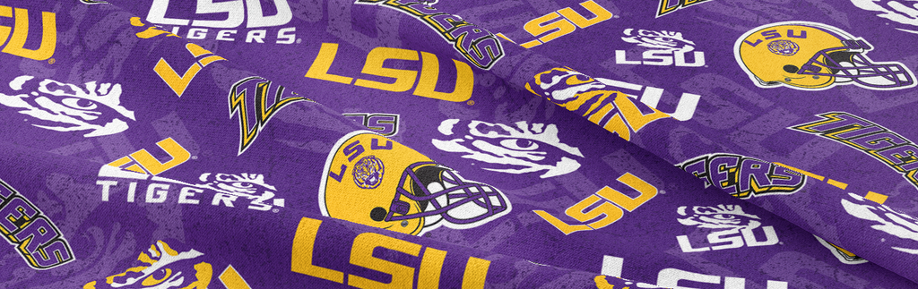 NEW NCAA LOUISIANA STATE