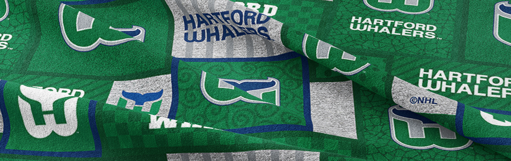 NEW NHL / HARTFORD WHALERS