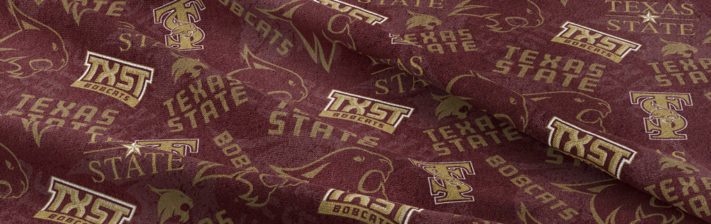 NEW NCAA TEXAS STATE