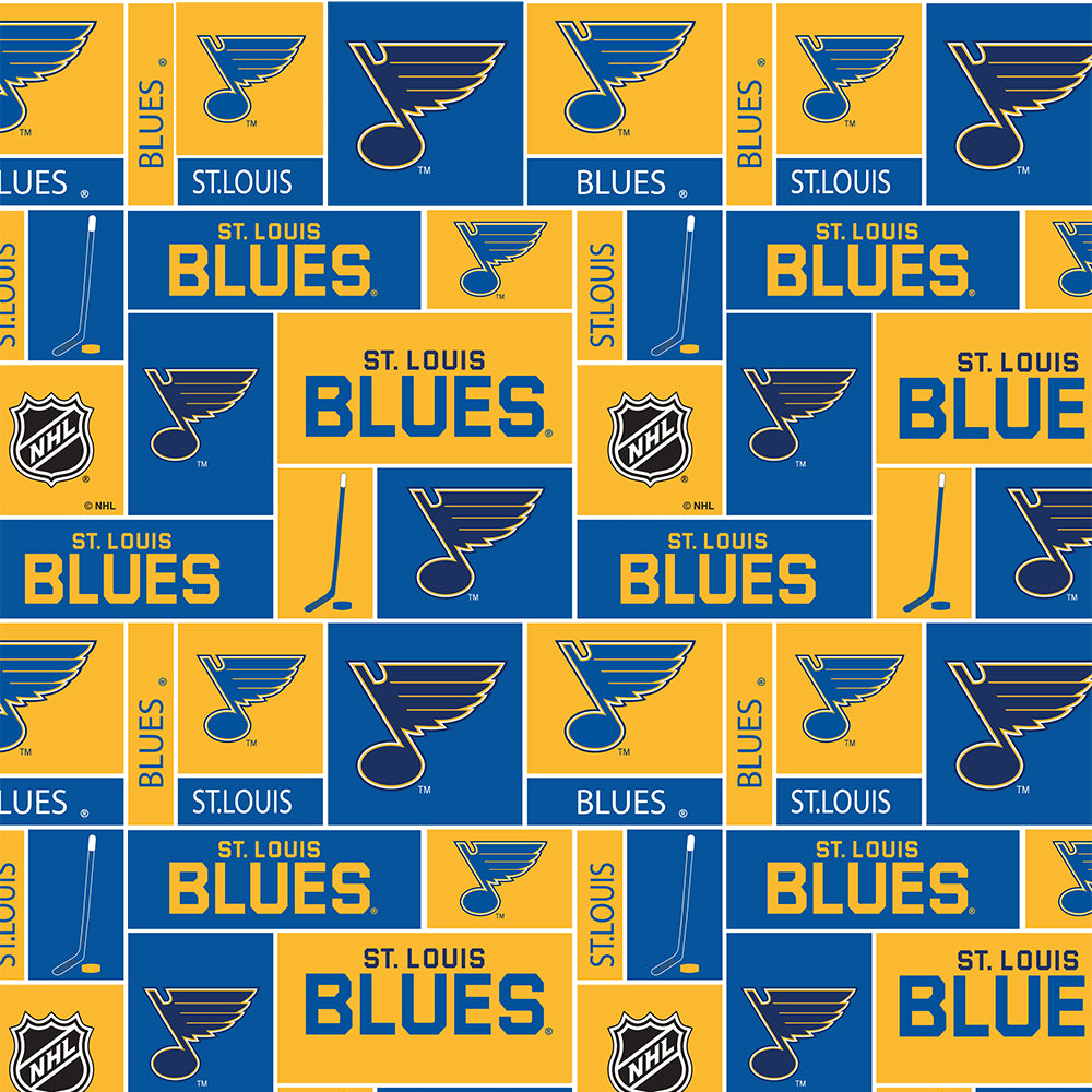 ST. LOUIS BLUES-012 Fleece