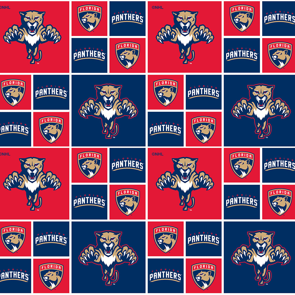 FLORIDA PANTHERS-020 Cotton