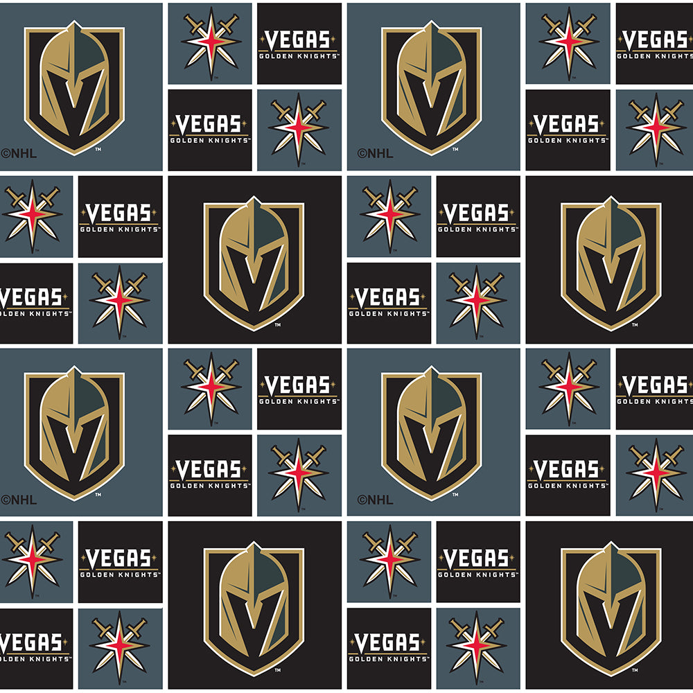 VEGAS GOLDEN KNIGHTS-020 Cotton