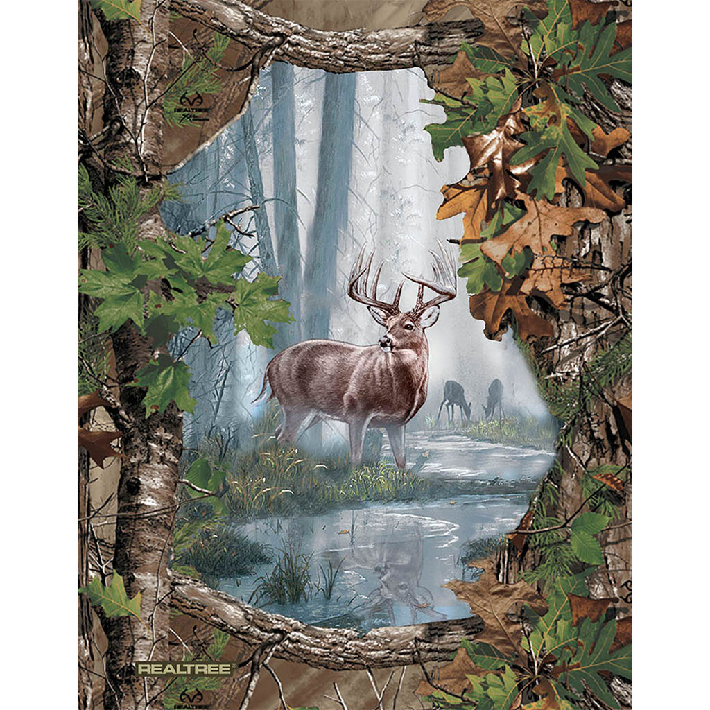REALTREE COTTON PANEL-10244
