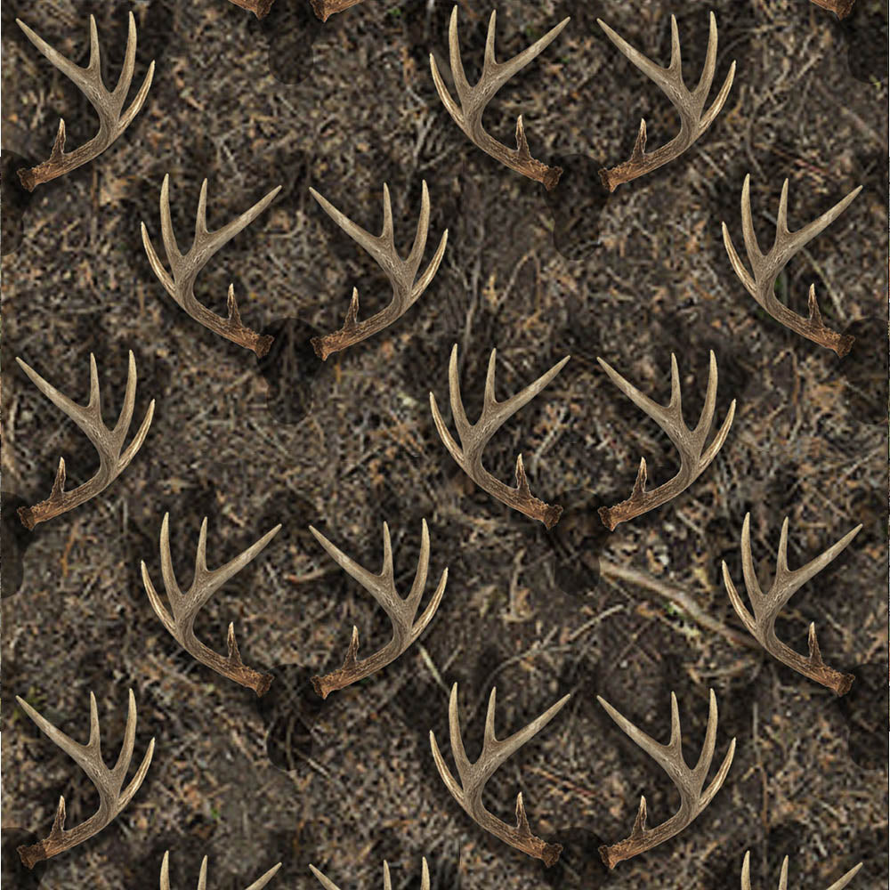 REALTREE ANTLERS-10248 Cotton