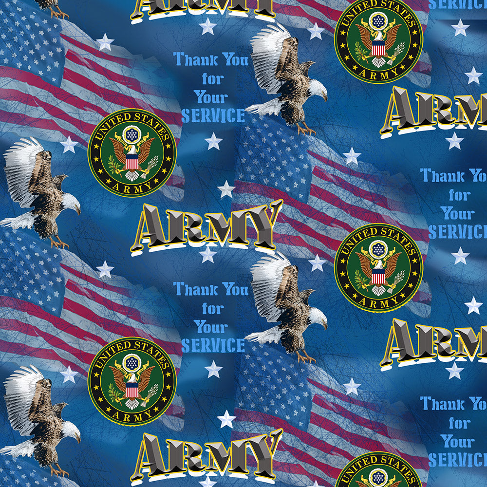 MILITARY ARMY MILITARY FLAGS-1254 A