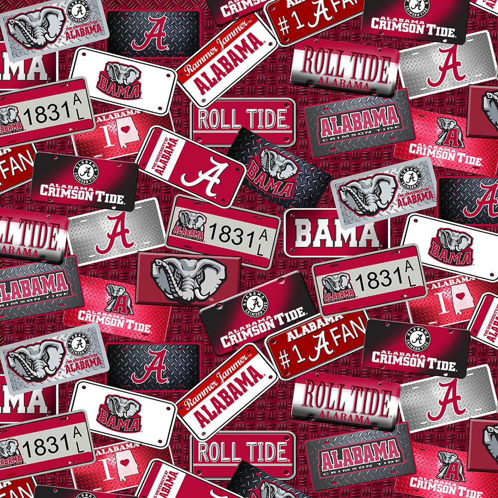 UNIV. OF ALABAMA-1210 Cotton