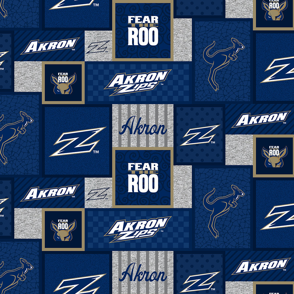 UNIV. OF AKRON-1177 Fleece