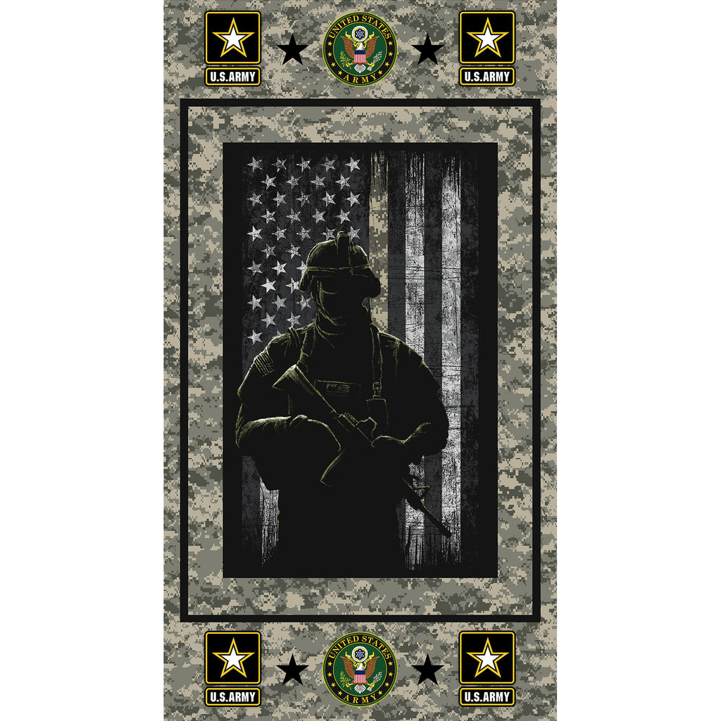 MILITARY ARMY COTTON PANEL-1195A