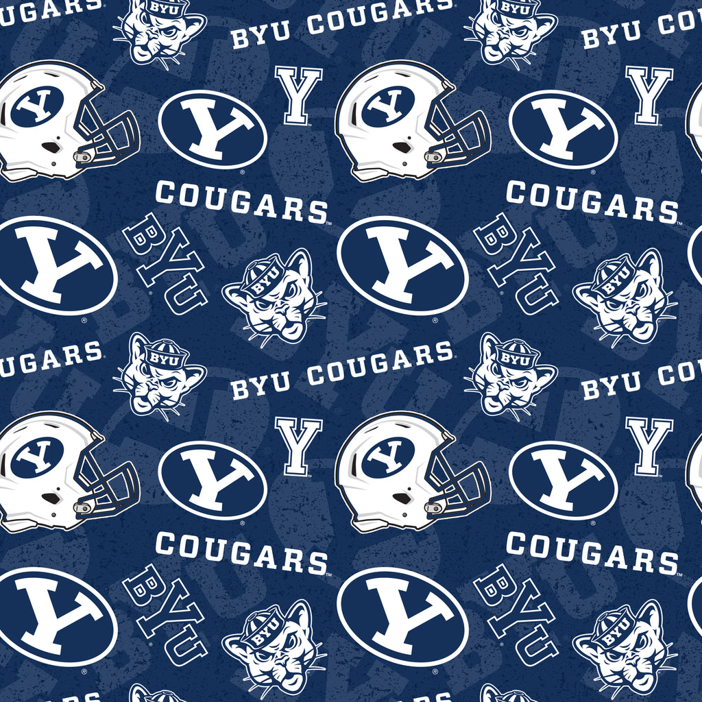 BRIGHAM YOUNG UNIVERSITY-1178 Cotton