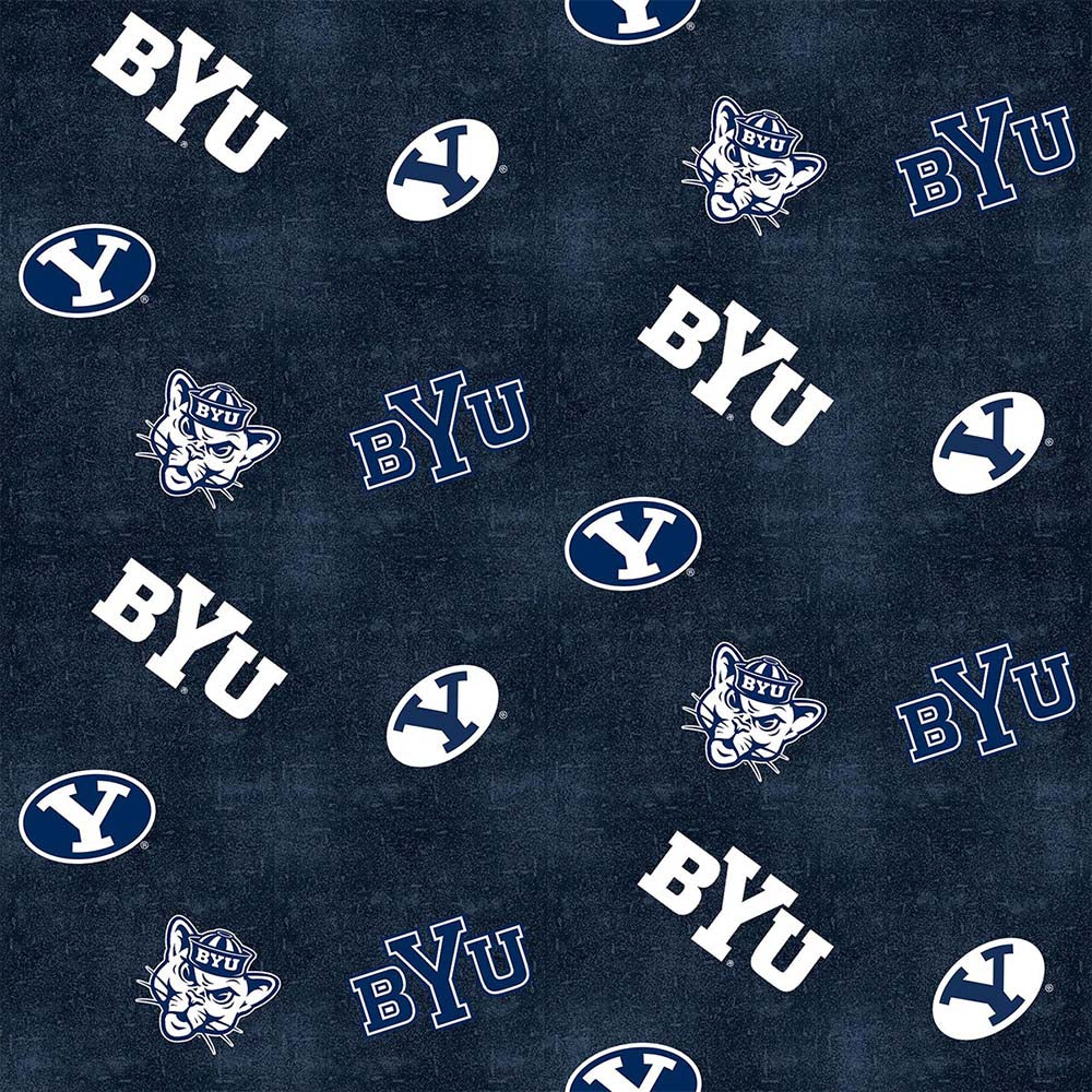 BRIGHAM YOUNG UNIVERSITY-1152 Flannel