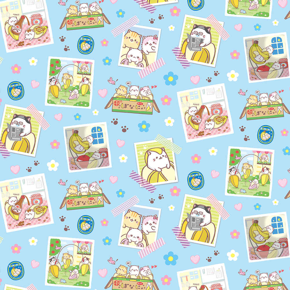 BANANYA / POSTCARDS-10273 Cotton