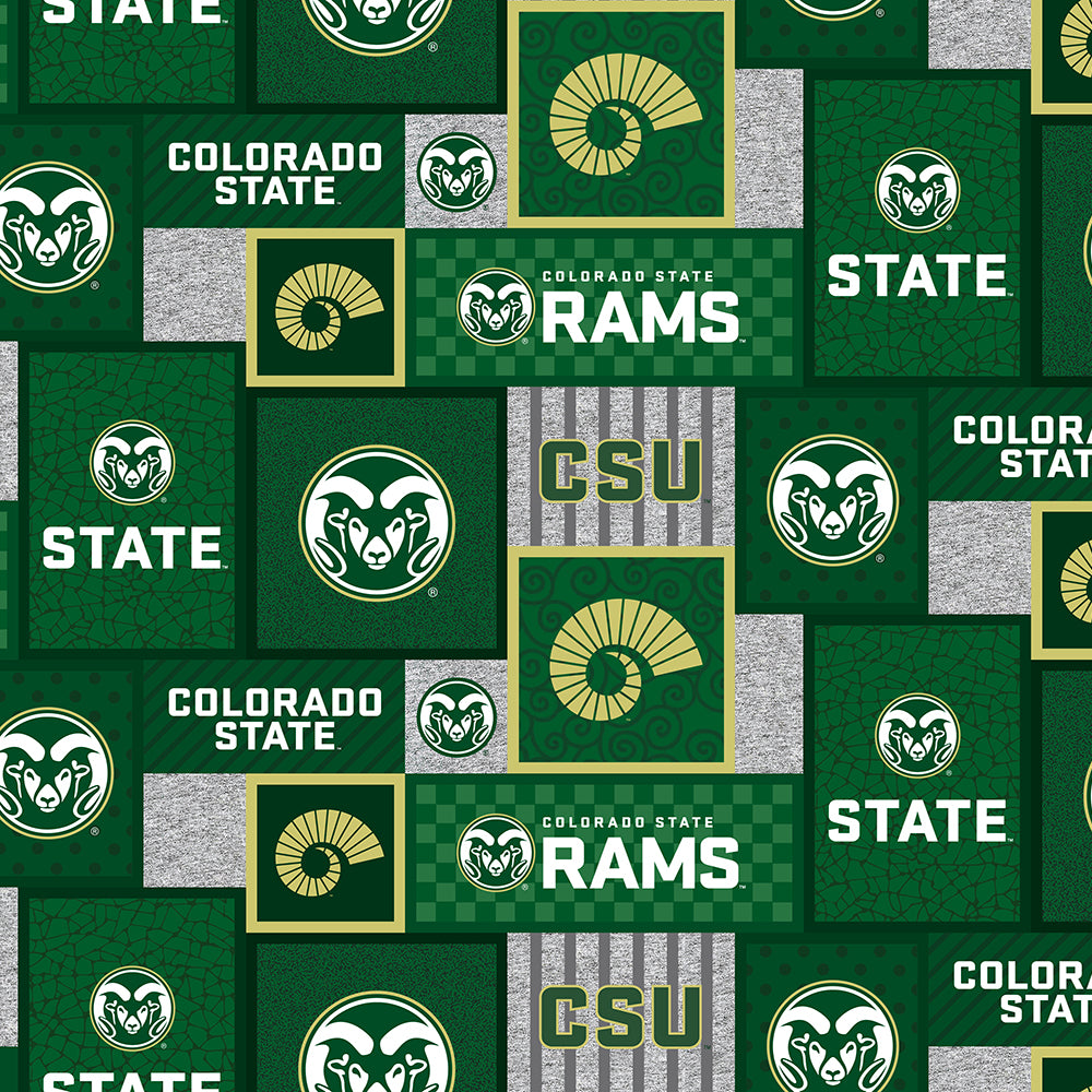 COLORADO STATE UNIVERSITY-1177 Fleece