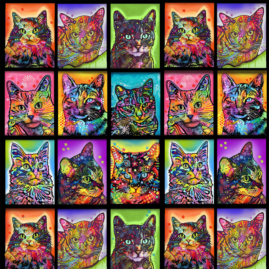 KITTY WARHOL-10240 Cotton