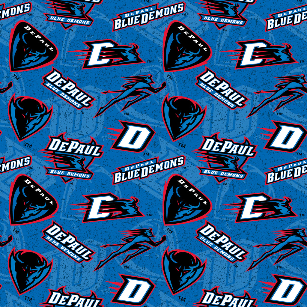 DePaul UNIVERSITY-1178 Cotton